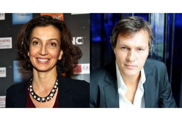 La Felin félicite Audrey Azoulay pour sa nomination au Ministère de la Culture et de la Communication, et Olivier Nusse pour sa nomination chez Universal Music.